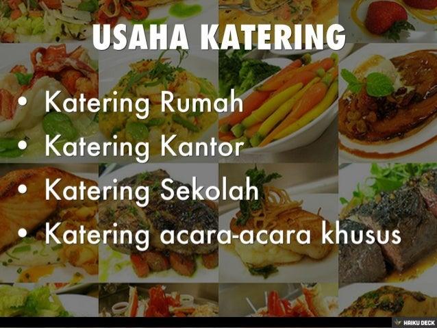 Bisnis katering