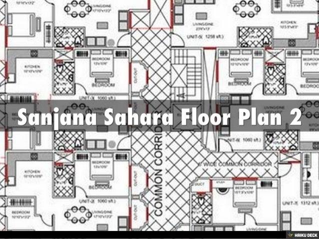 Sanjana Sahara 2BHK Apartments & 3BHK Apartments for sale in Hongasandra,Bangalore Slide 3