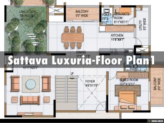 Sattava Luxuria-bangalore5.com Slide 2