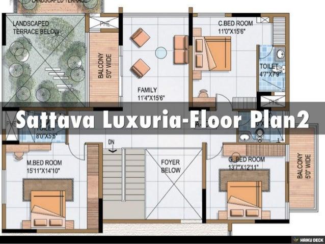Sattava Luxuria-bangalore5.com Slide 3