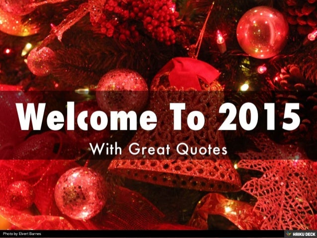 Welcome To New Life Quotes: Start Your Life With New Quotes In This Year