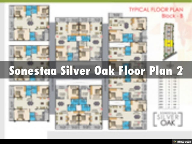 Sonestaa Silver Oak 2BHK Apartments & 3BHK Apartments for sale in Marathahalli, Bangalore Slide 3