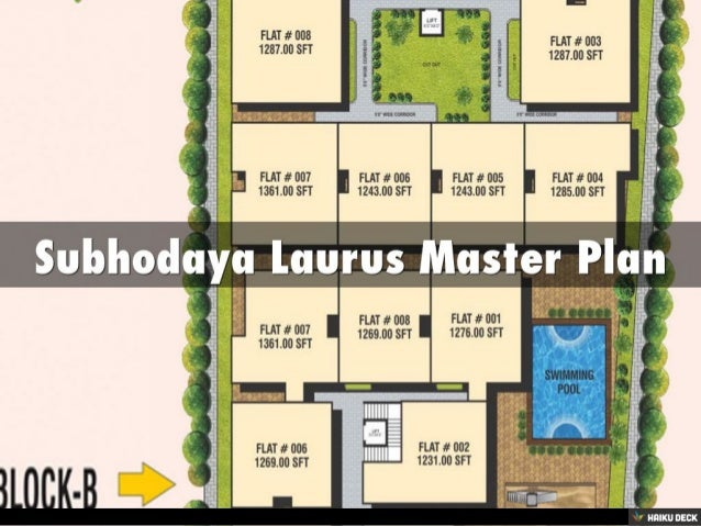 Subhodaya Laurus 2BHK Apartments & 3BHK Apartments for sale in Whitefield,Bangalore
