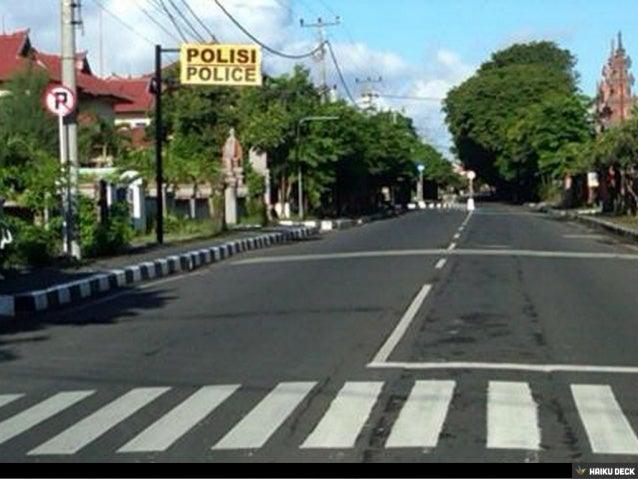 "Nyepi in Bali - Balinese ""Day of Silence"" Slide 2"