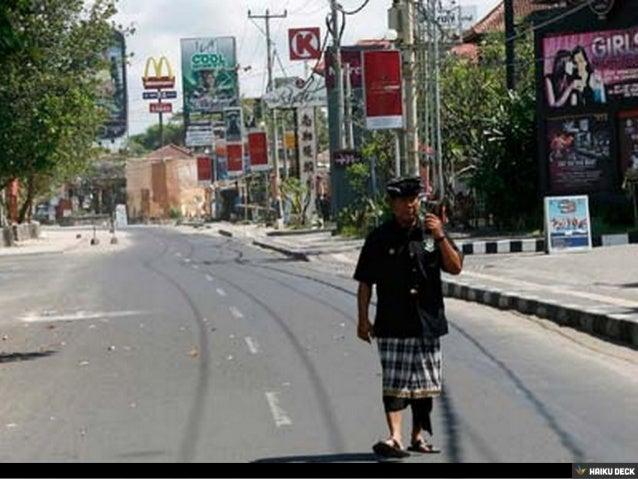 "Nyepi in Bali - Balinese ""Day of Silence"" Slide 3"