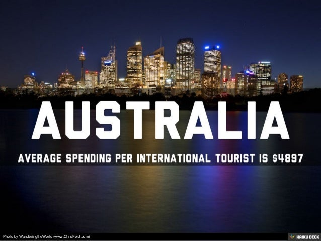 The most expensive countries for tourists to visit Slide 2