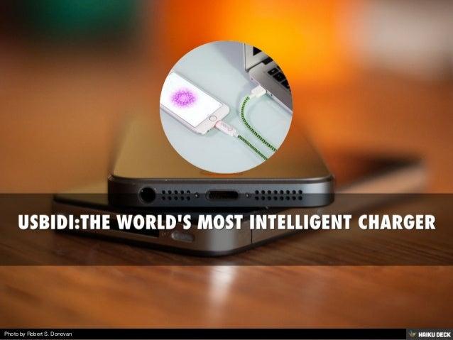 usbidi the world s most intelligent charger
