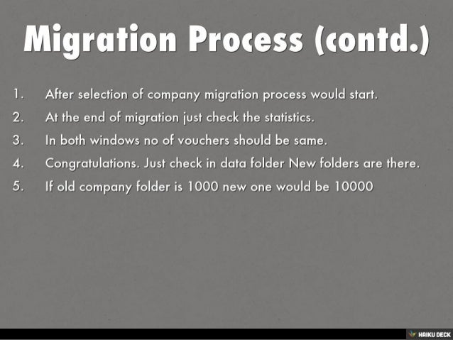 Tally 7.2 to tally 9 migration tool