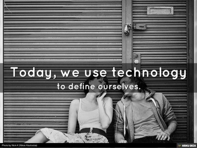 Constructing our Social Selves: Slide 2