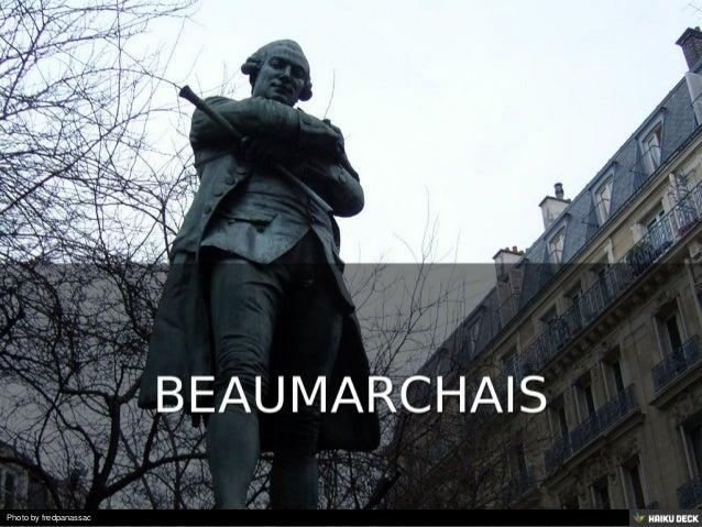 BEAUMARCHAIS<br>