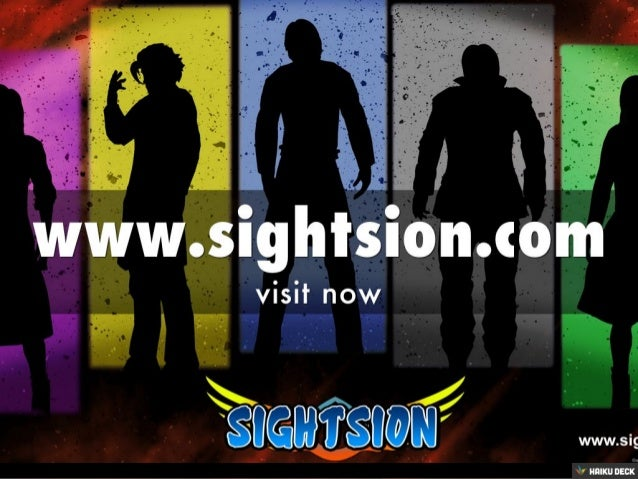 Sightsion Latest Animated Series