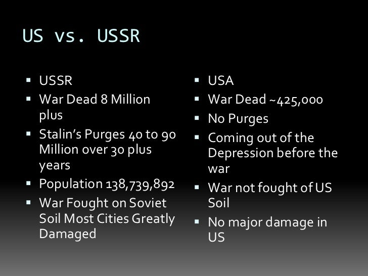 Stalin and purges