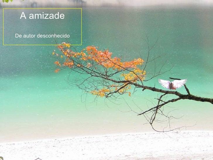 """"""" Cantaré, Cantarás"""" Não uses o rato, por favor Aamizade   De autor desconhecido"""