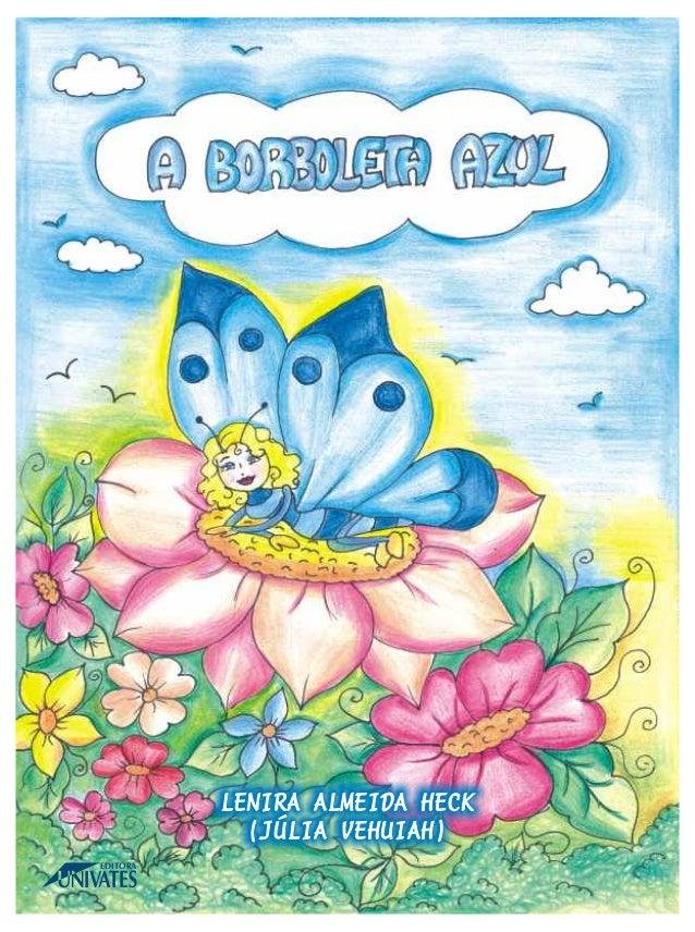 A borboleta-azul