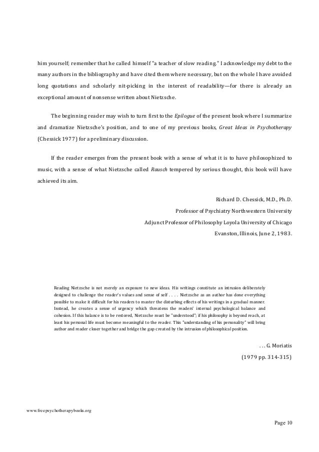 www.freepsychotherapybooks.org Page 11