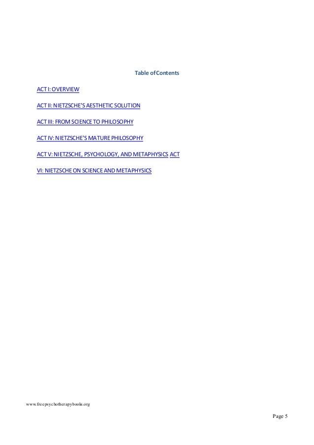 Acknowledgements TheauthorwishestothankthevariousfacultymembersoftheDepartmentofPhilosophy,Loyola University...