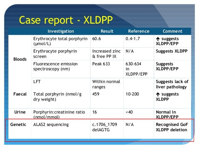 Pathology report hillcrest case 8