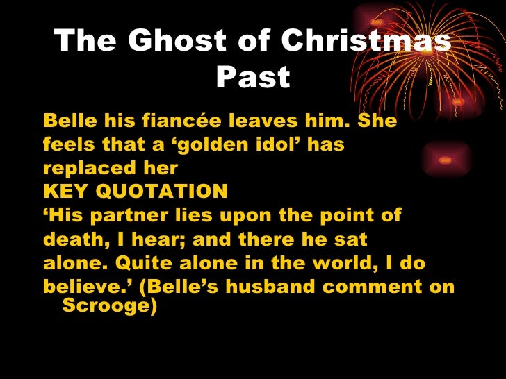 ... 25. The Ghost Of Christmas ...