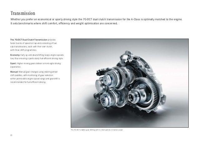 2015 Mercedes A Class Brochure - India