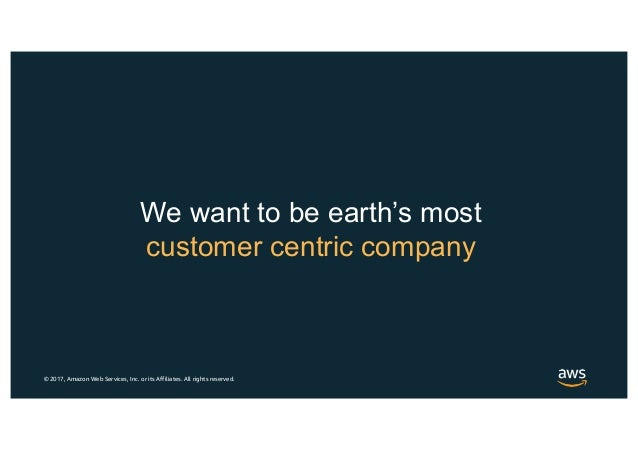 A Culture Of Innovation powered by AWS Slide 3