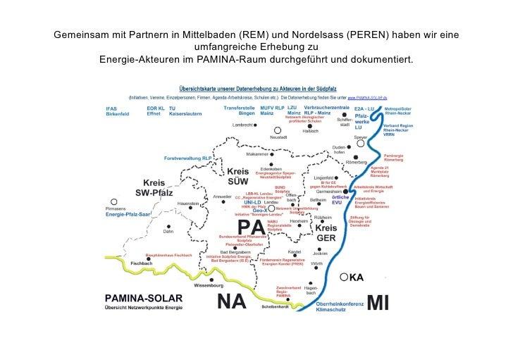 Gemeinsam mit Partnern in Mittelbaden (REM) und Nordelsass (PEREN) haben wir eine                             umfangreiche...