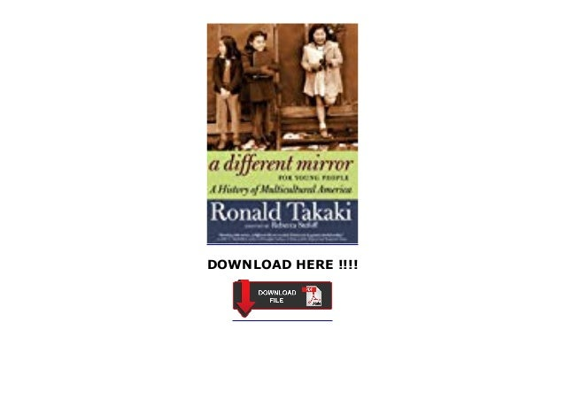 A Different Mirror For Young People PDF Free Download
