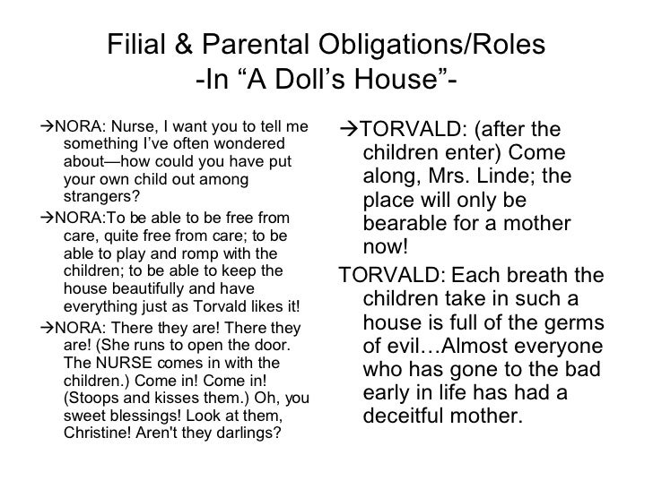 a dolls house quotes about marriage