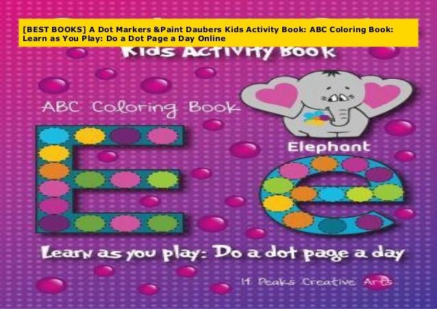 Alphabet Bingo Dauber Worksheets   451x638