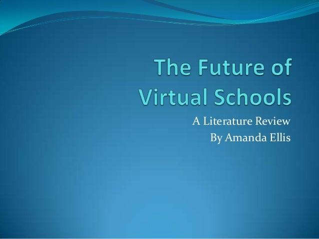 A Literature ReviewBy Amanda Ellis