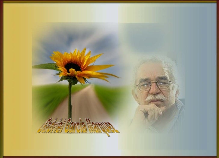A Farewell Letter Gabriel Garcia Marquez