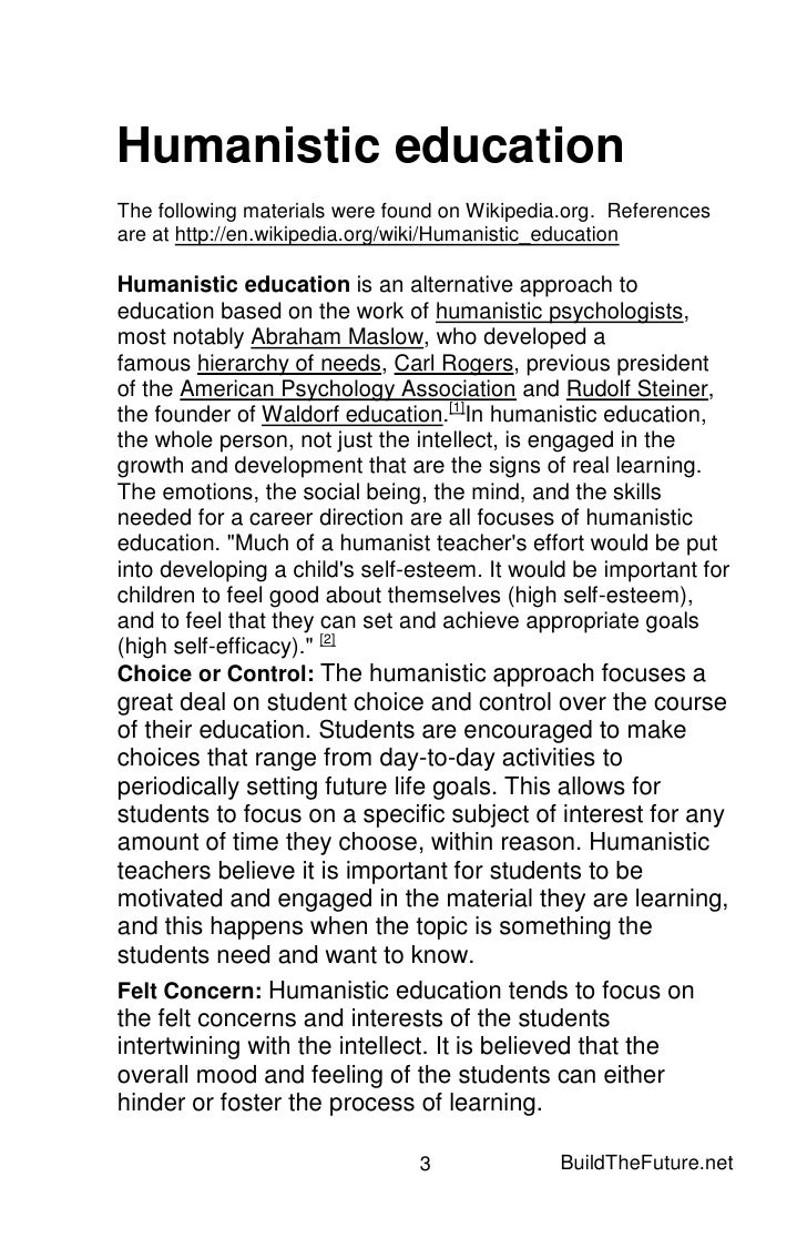 A guide-to-school-reform-booklet-build-the-future-education-humanistic-education-compiled-by-steve-mc crea-and-mario-llorente Slide 3