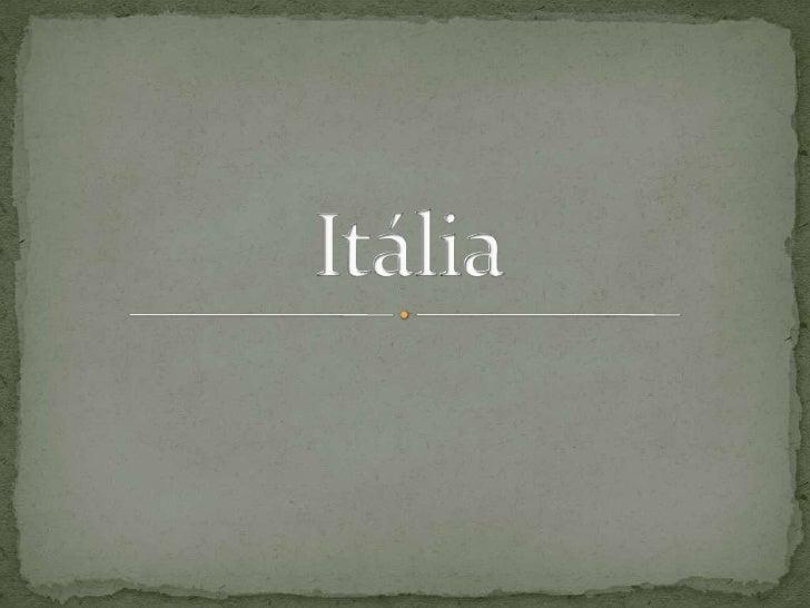 Itália<br />