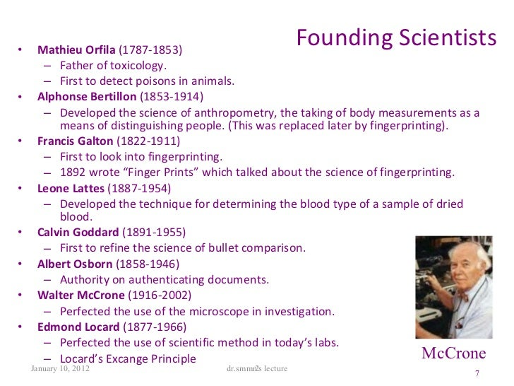 A. introduction to forensic medicine Slide 2
