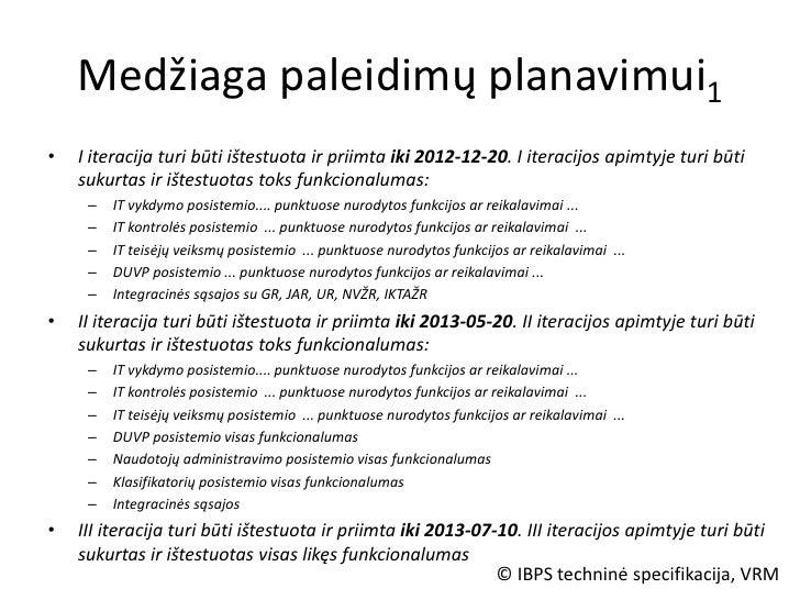 Medžiaga paleidimų planavimui2•   Visi įsipareigojimai pagal sutartį (išskyrus garantinį aptarnavimą) turi būti suteikti  ...