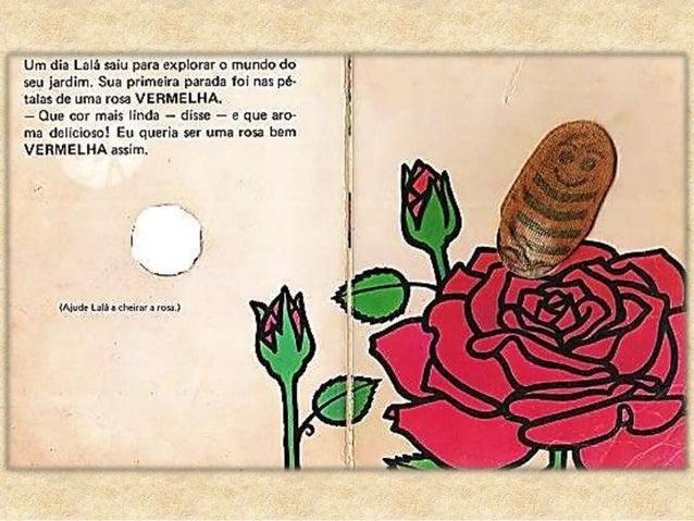 """Livro """"A lagarta Lálá e as cores do arco-íris"""" Texto: A. Shapiro Ilustrações: Charles Murphy Adaptação: Alfredo Machado Ed..."""