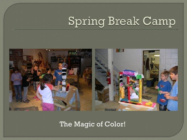 The Magic of Color!