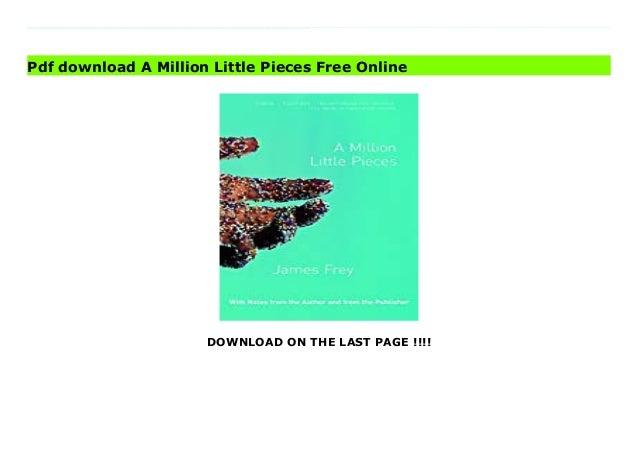 a millionlittlepieces 1 638