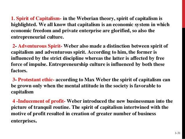 max weber s theory on entrepreneurship Weber's theory of social change hoselitz sociological theory trait theory of entrepreneurship economic theory of entrepreneurship theory.