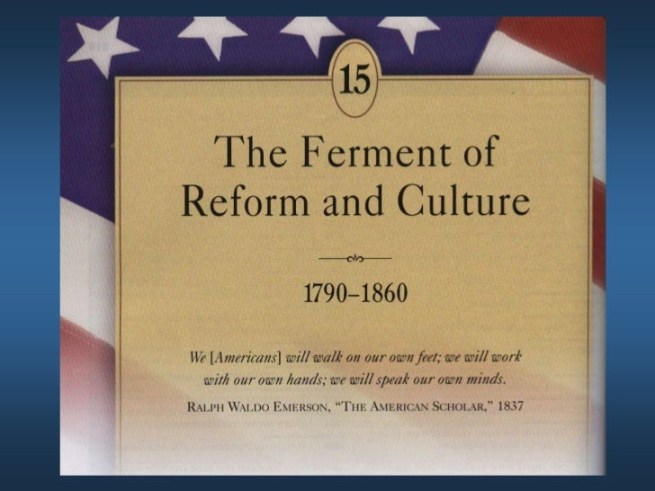 Dramatic economic and political changes in the 1820's and 1830's transformed the wayAmericans thought about themselves and...