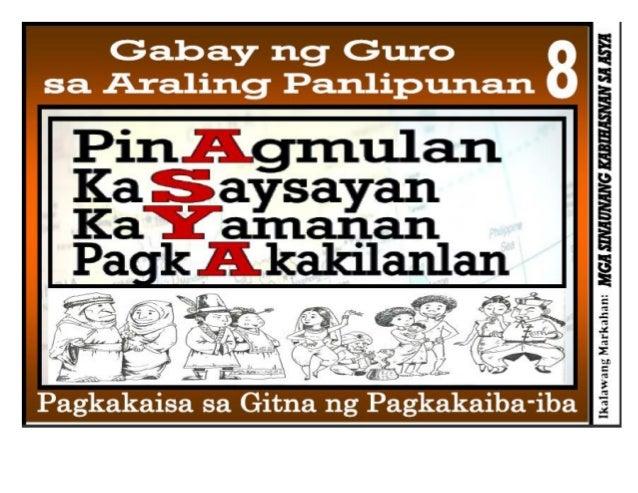Araling Panlipunan Grade 9 Module 2nd Quarter Answer Key