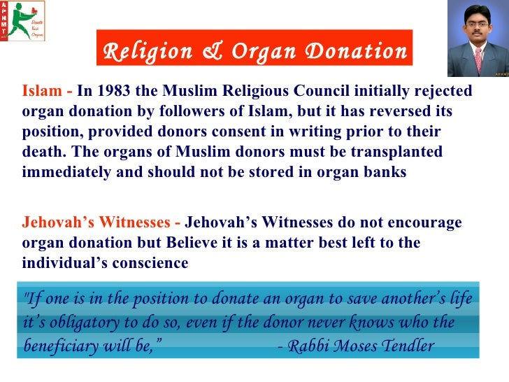 10 Facts About Organ Donation