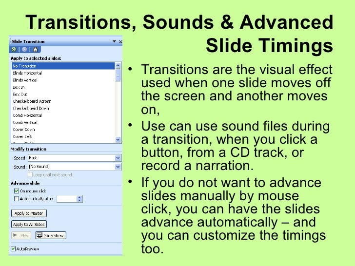 how to record a powerpoint with already set timings