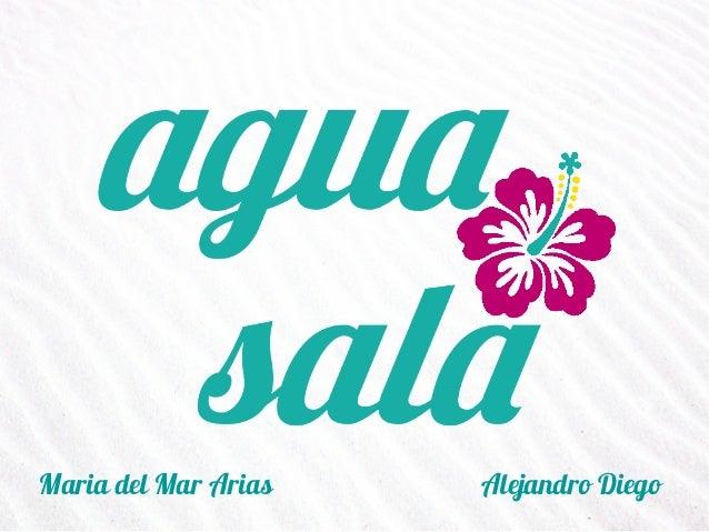 Maria del Mar Arias Alejandro Diego