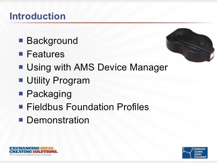 A Quick and Easy Way to Connect to FOUNDATION fieldbus using Emerson'…