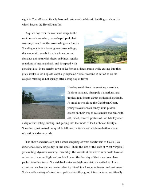 A Quick Guide To Costa Rica 96pages