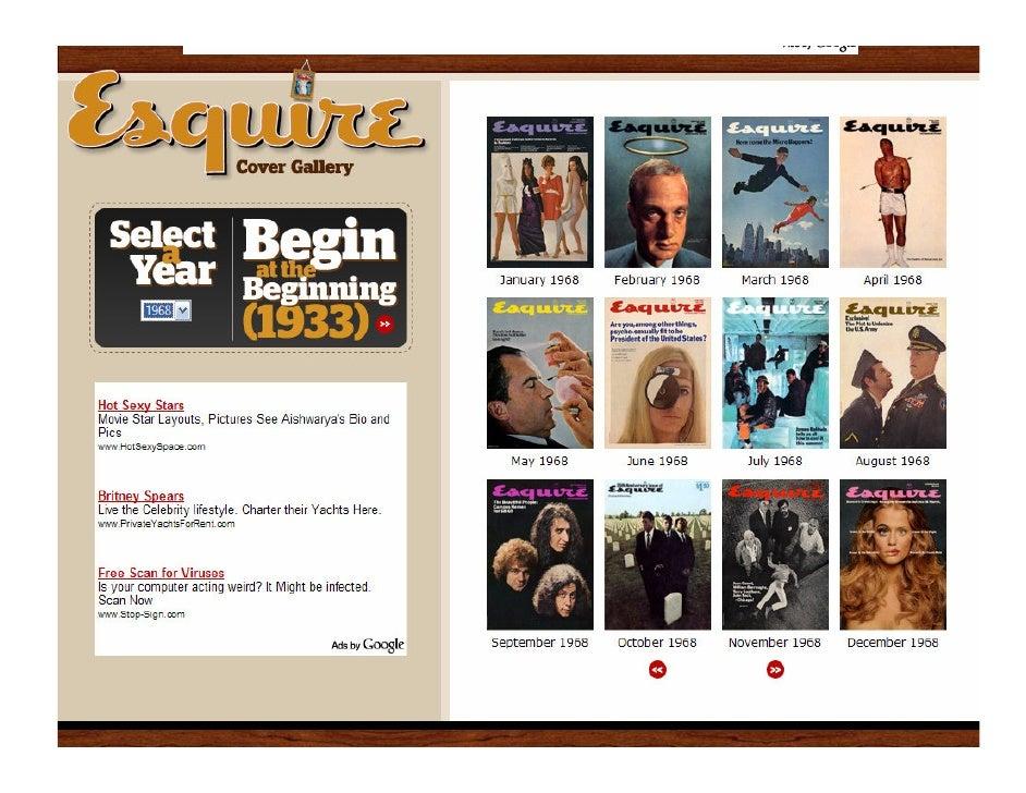 A Reinvenção do Design de uma Revista para o Novo Milênio