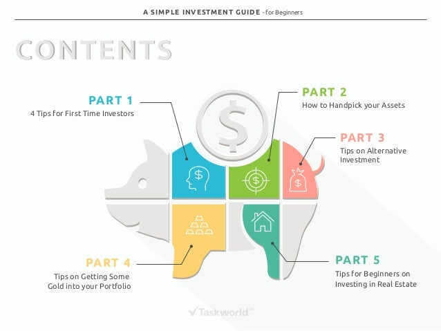 a simple investment guide for beginners rh slideshare net investing beginners guide investment property beginners guide