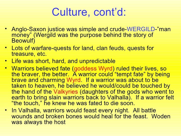 religion and gods in the story of beowulf Religion is a touchy issue in beowulf, because the story is told in late medieval anglo-saxon britain, which has been christianized, but it's about early medieval scandinavia, which is pagan the narrator of the poem compromises by making constant references to god's decrees in general terms, but never discussing jesus or the specific tenets of christianity.