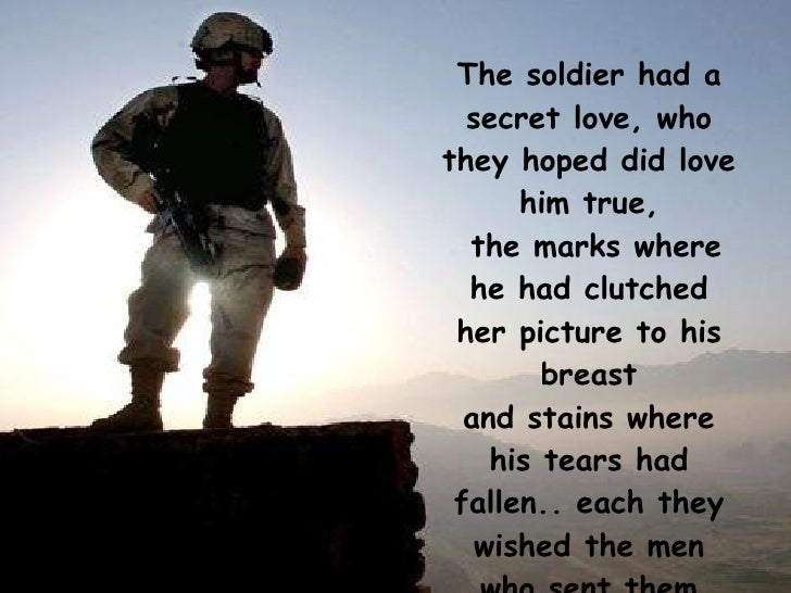 Fallen Soldiers Quotes