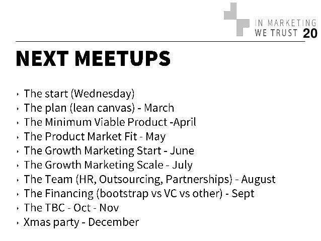 A start up journey Manly Entrepreneurs Meetup February 2016